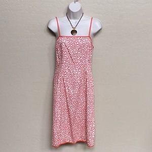 Ann Taylor Spaghetti Strap Dress Size 4